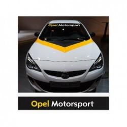Vinilo Opel motorsport...