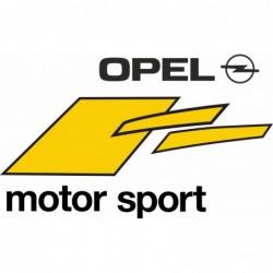 Vinilo Opel motorsport classic